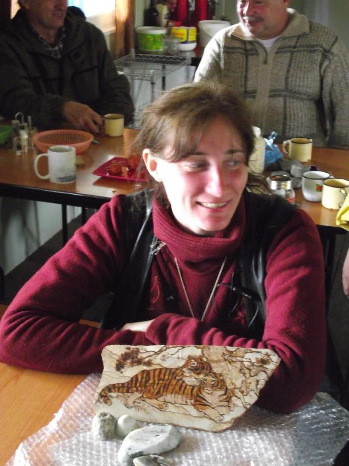 Фото 45926 | Первомай на полуострове Краббе с Катериной Кравцовой