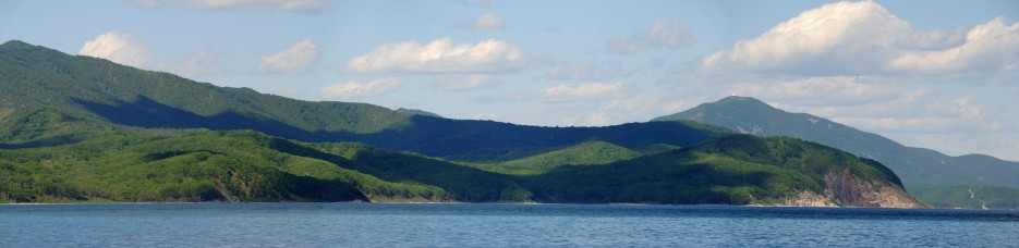Фото 46128 | Бухта Кит, остров Опасный - северная граница Лазовского заповедника