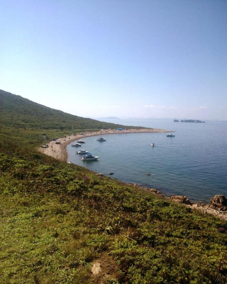 Фото 46809 | Остров Желтухина, 4-6 сентября 2015
