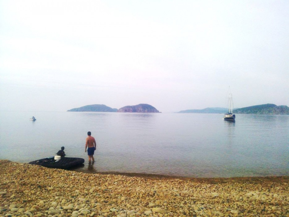Фото 46815 | Остров Желтухина, 4-6 сентября 2015