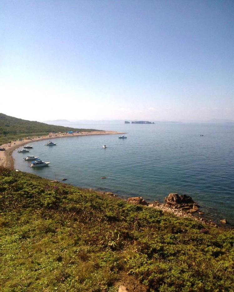 Фото 46819 | Остров Желтухина, 4-6 сентября 2015