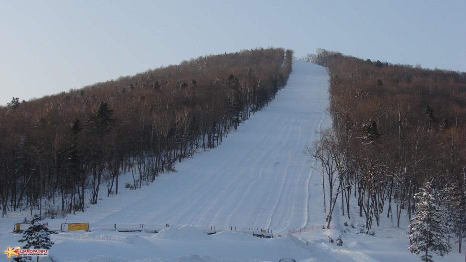 Фото 5430 | Снег на «Пидан Сихотэ»