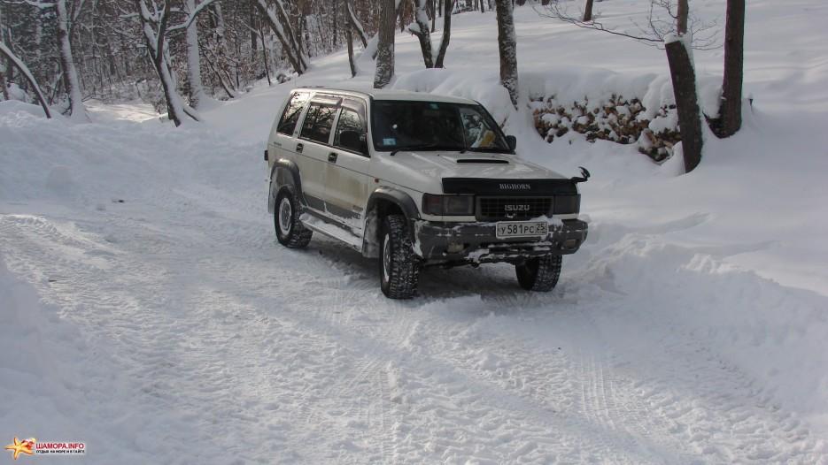 Фото 5431 | Снег на «Пидан Сихотэ»