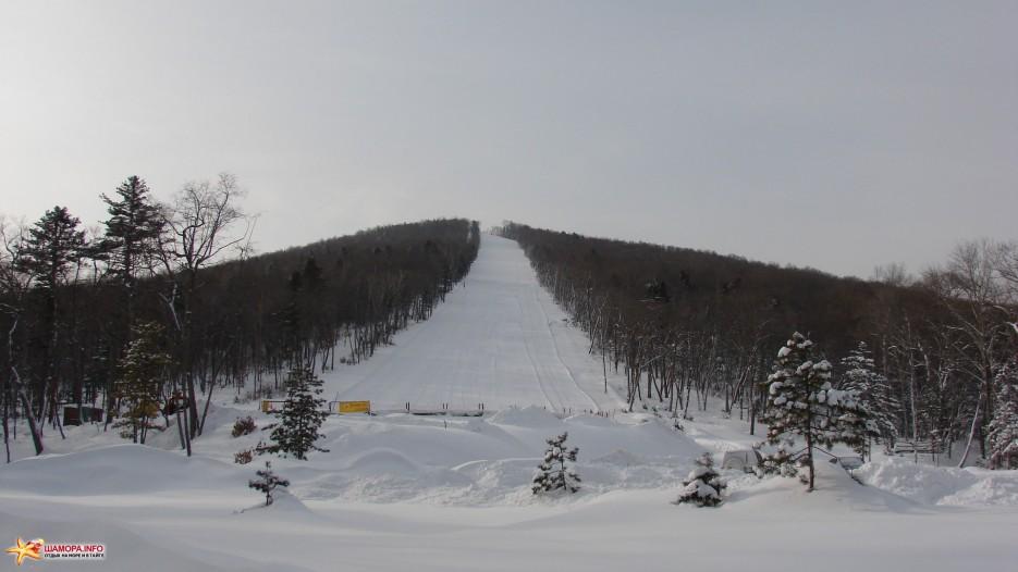 Фото 5437 | Снег на «Пидан Сихотэ»