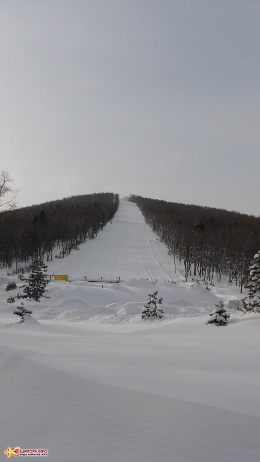 Фото 5438 | Снег на «Пидан Сихотэ»