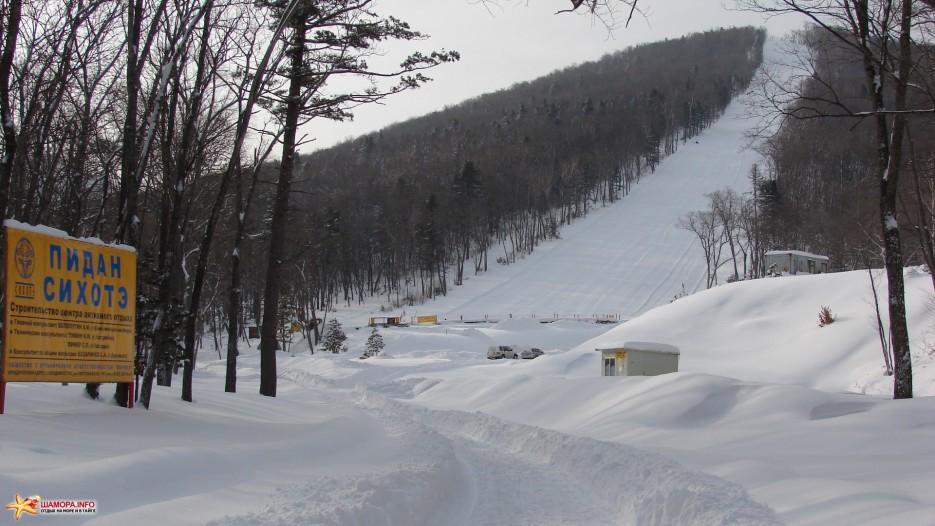 Фото 5441 | Снег на «Пидан Сихотэ»