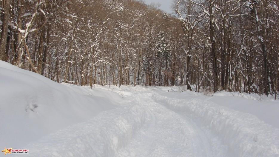 Фото 5442 | Снег на «Пидан Сихотэ»