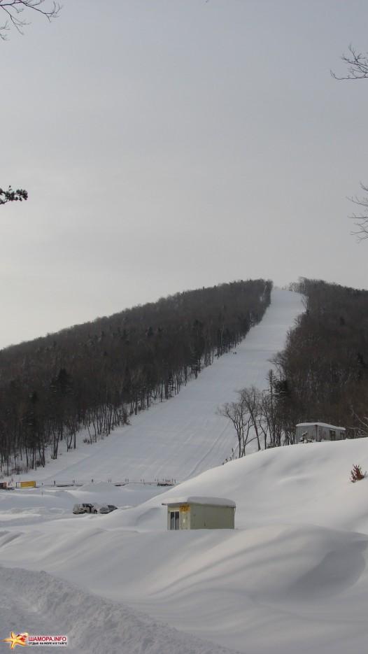 Фото 5444   Снег на «Пидан Сихотэ»
