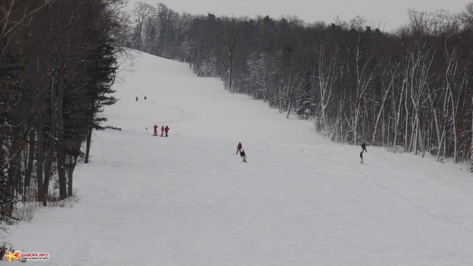 Фото 5455 | Снег на «Пидан Сихотэ»