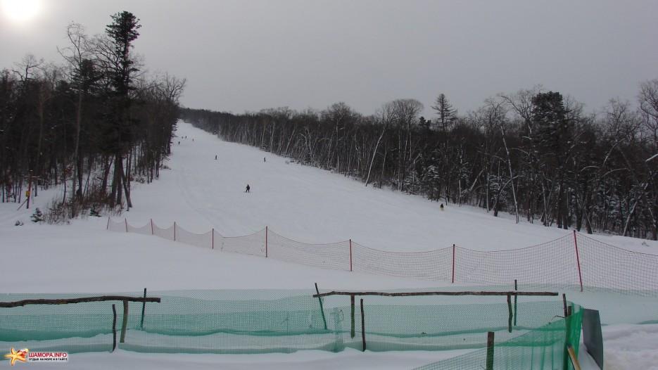 Фото 5457 | Снег на «Пидан Сихотэ»