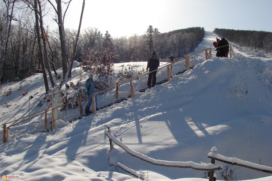 08.Лестница в «облака». | ЦАО «Пидан Сихотэ» 11-12  декабря 2010 года.