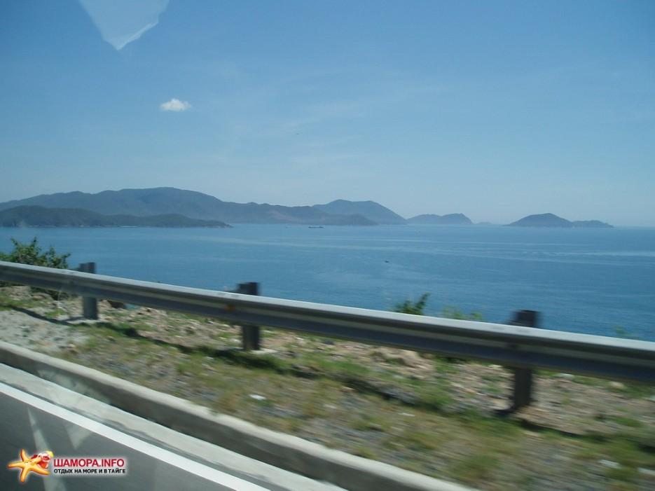 море | Вьетнам. Ня Чанг.