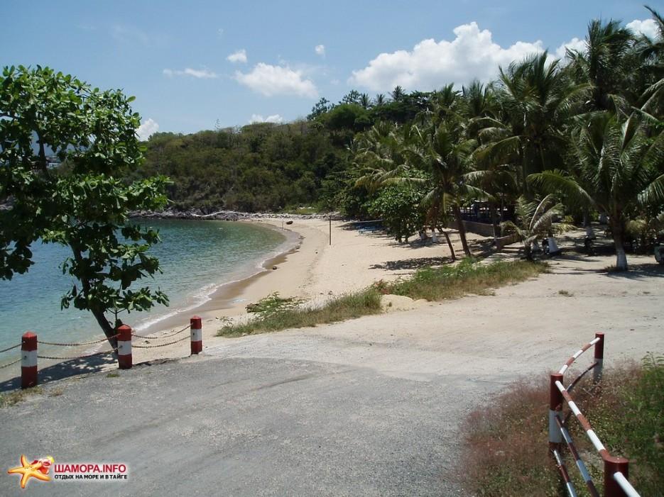 частный пляж | Вьетнам. Ня Чанг.