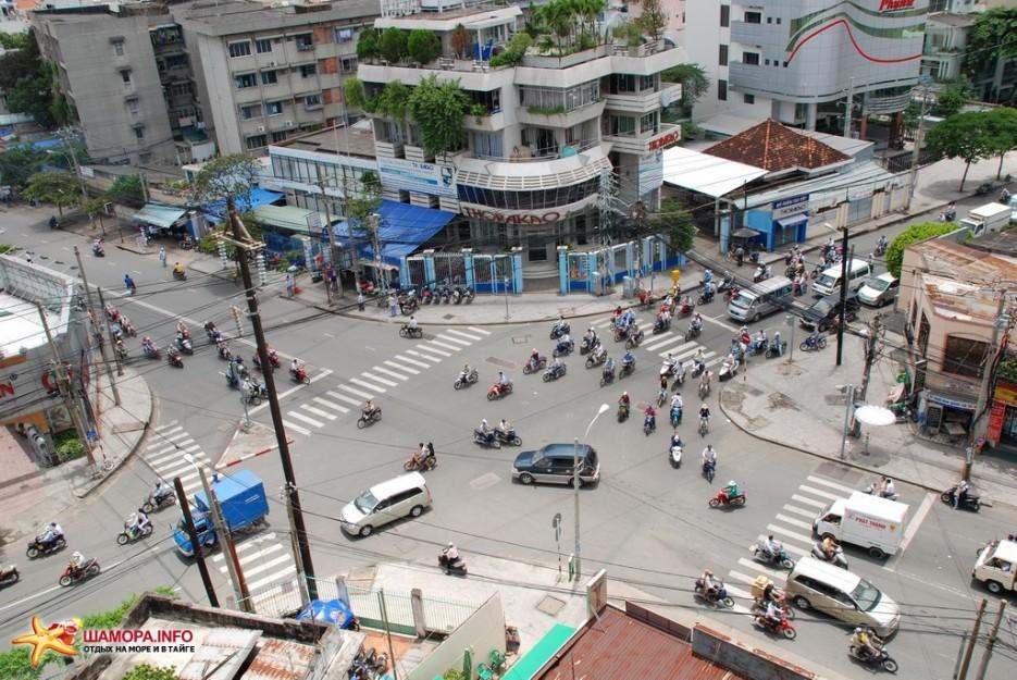 Фото 6806 | Вьетнам. Хо Ши Мин сити (Сайгон).