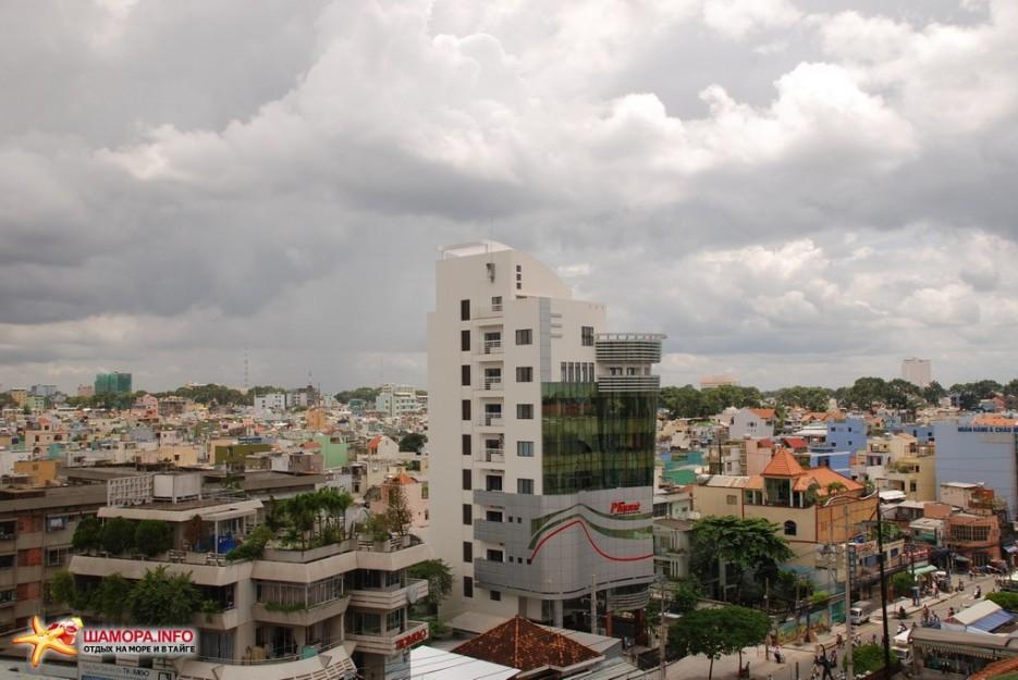 Фото 6807 | Вьетнам. Хо Ши Мин сити (Сайгон).