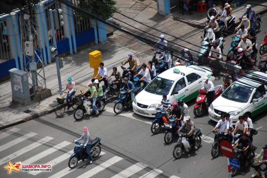 Фото 6808 | Вьетнам. Хо Ши Мин сити (Сайгон).