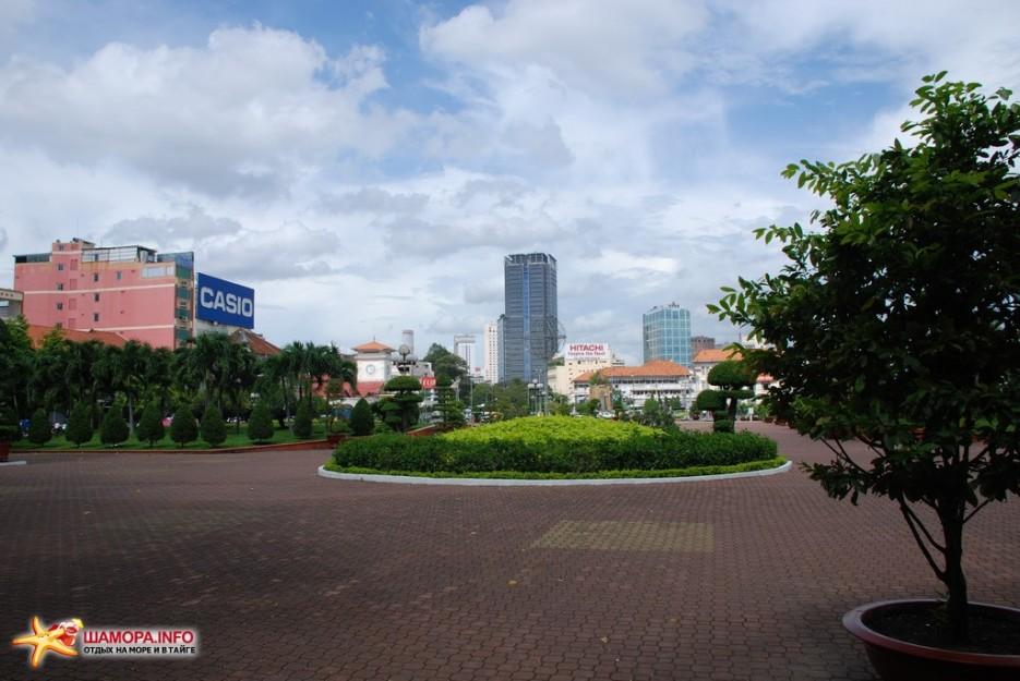 Фото 6809   Вьетнам. Хо Ши Мин сити (Сайгон).