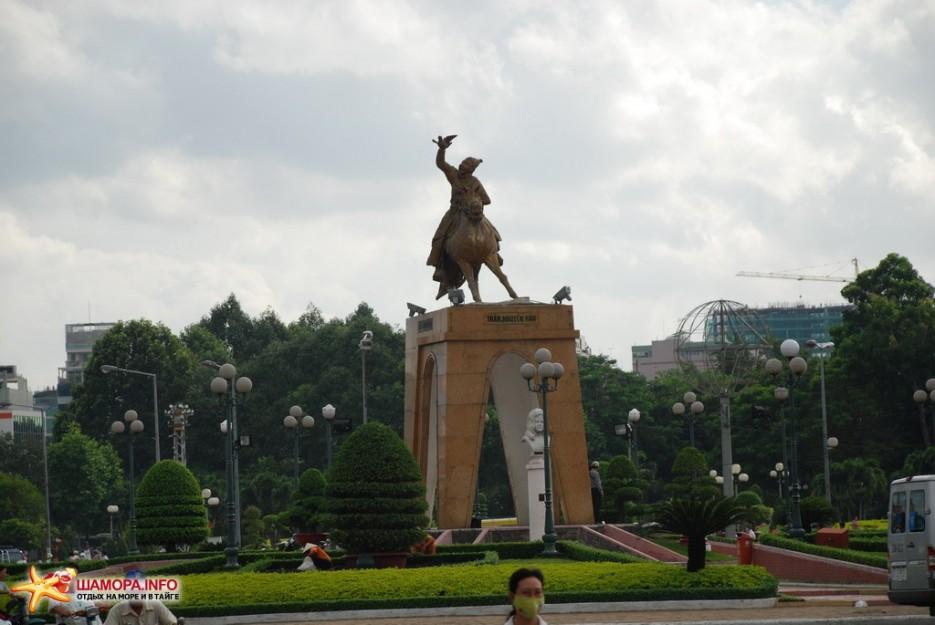 Фото 6814   Вьетнам. Хо Ши Мин сити (Сайгон).