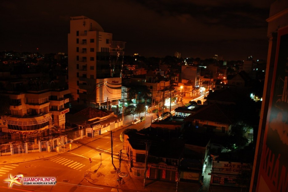Фото 6818 | Вьетнам. Хо Ши Мин сити (Сайгон).