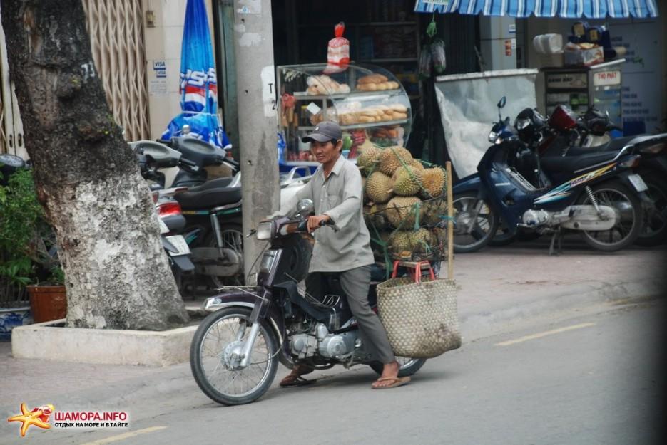 Фото 6820 | Вьетнам. Хо Ши Мин сити (Сайгон).
