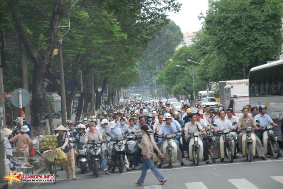 Фото 6822 | Вьетнам. Хо Ши Мин сити (Сайгон).