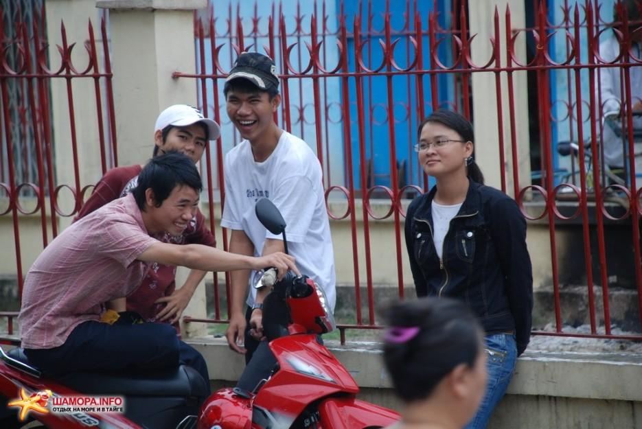 Фото 6824 | Вьетнам. Хо Ши Мин сити (Сайгон).