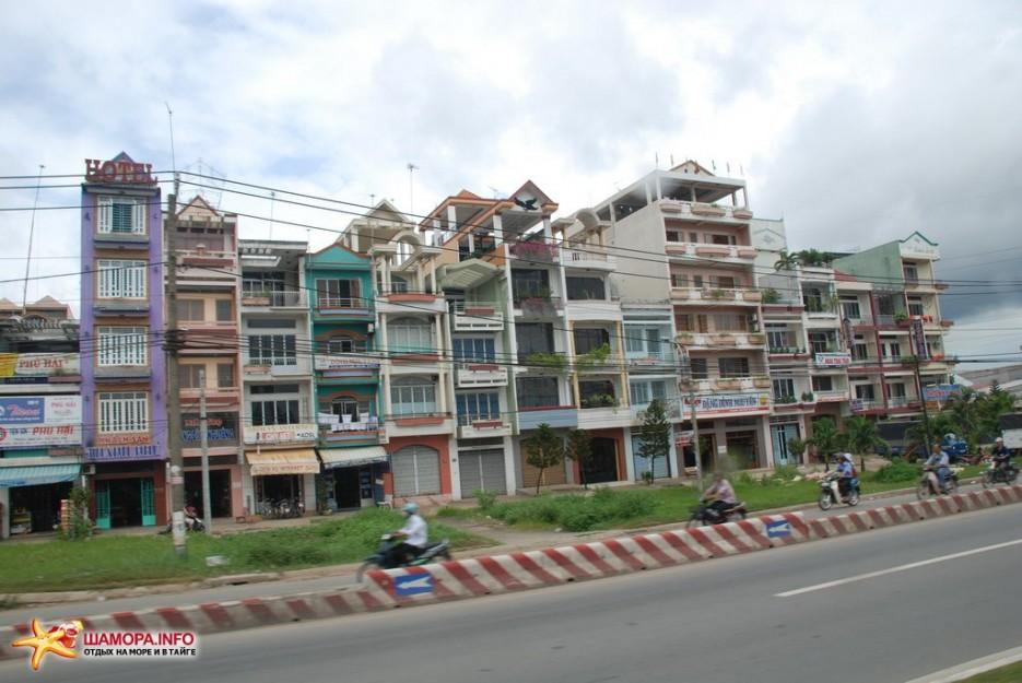 Фото 6825 | Вьетнам. Хо Ши Мин сити (Сайгон).