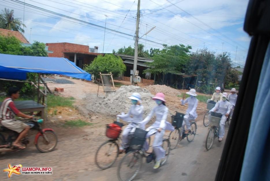 Фото 6830 | Вьетнам. Хо Ши Мин сити (Сайгон).