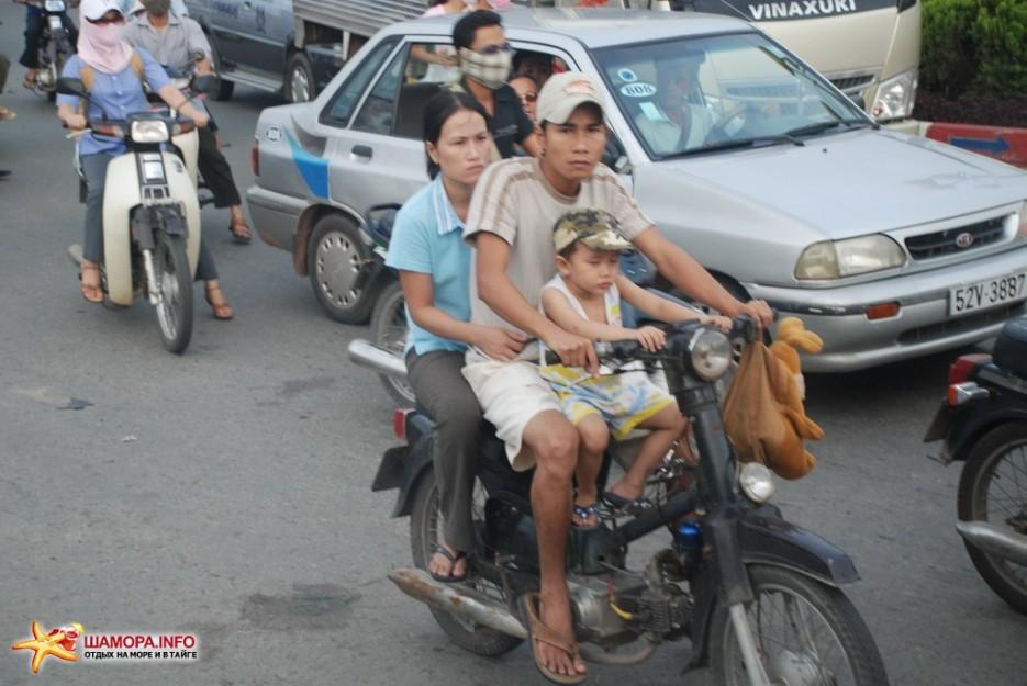 Фото 6831 | Вьетнам. Хо Ши Мин сити (Сайгон).