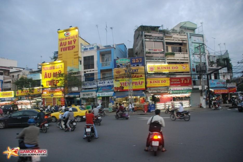 Фото 6833 | Вьетнам. Хо Ши Мин сити (Сайгон).