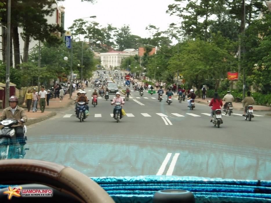 Фото 6852 | Вьетнам. Далат.
