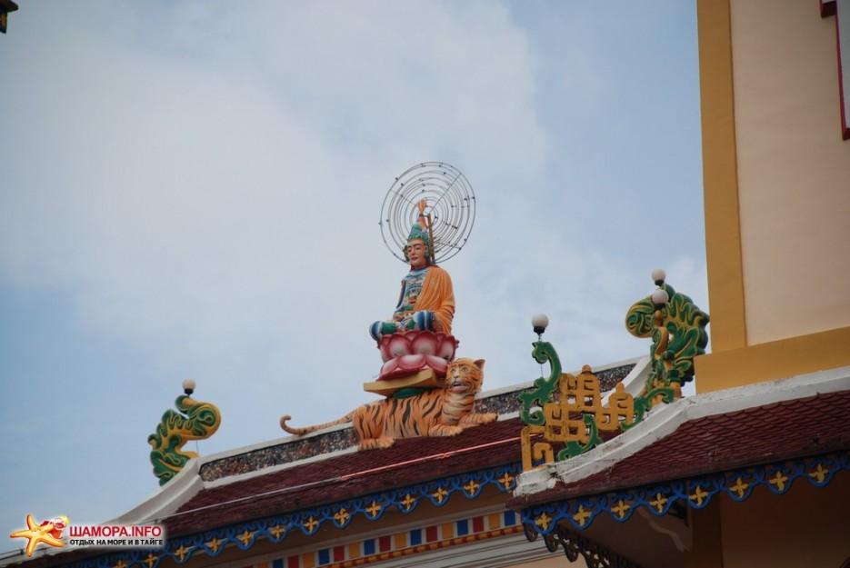 Фото 6882 | Вьетнам. Храм Као Даи.