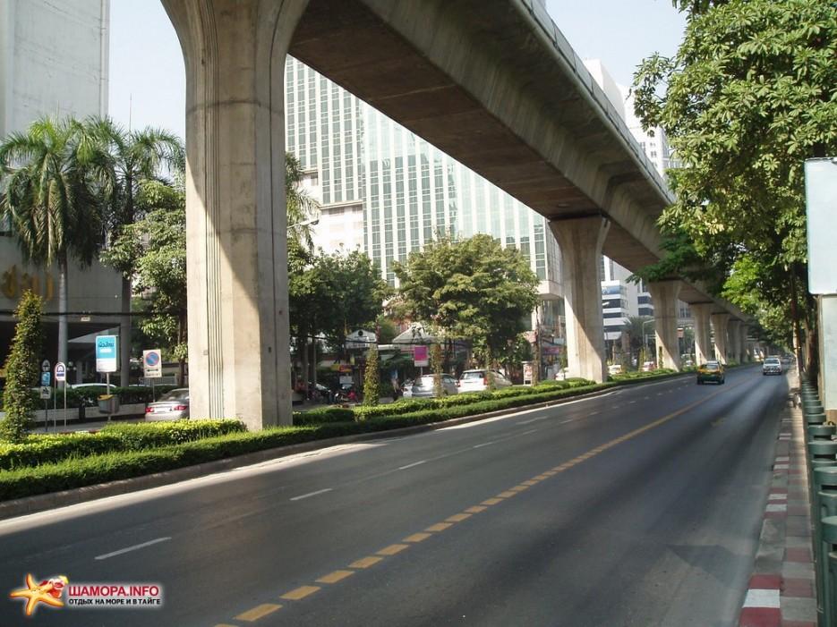 дороги там очень даже ничего | Тайланд. Бангкок.