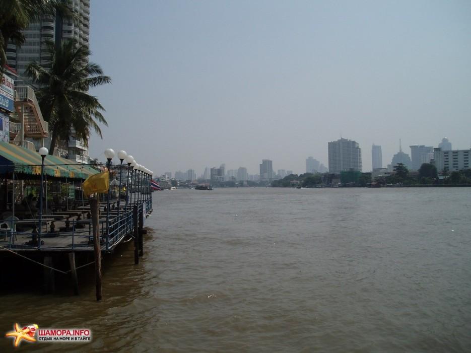 река | Тайланд. Бангкок.