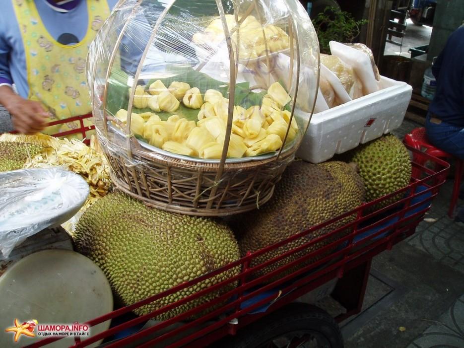 дуриан после тайланда мой самый любимый фрукт!!! | Тайланд. Бангкок.