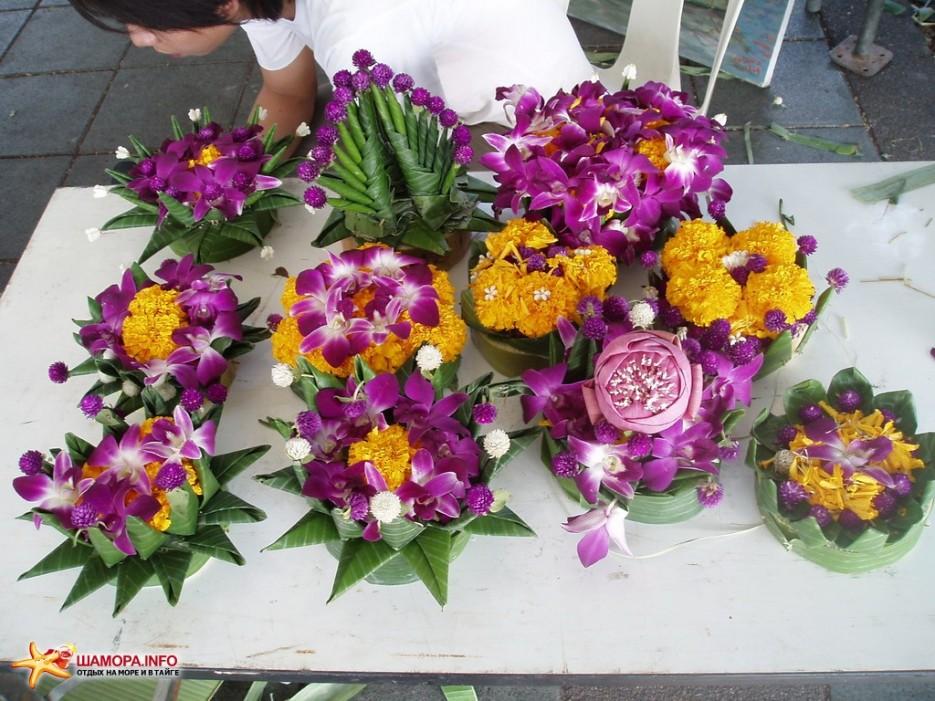 кратонги | Тайланд. Бангкок.
