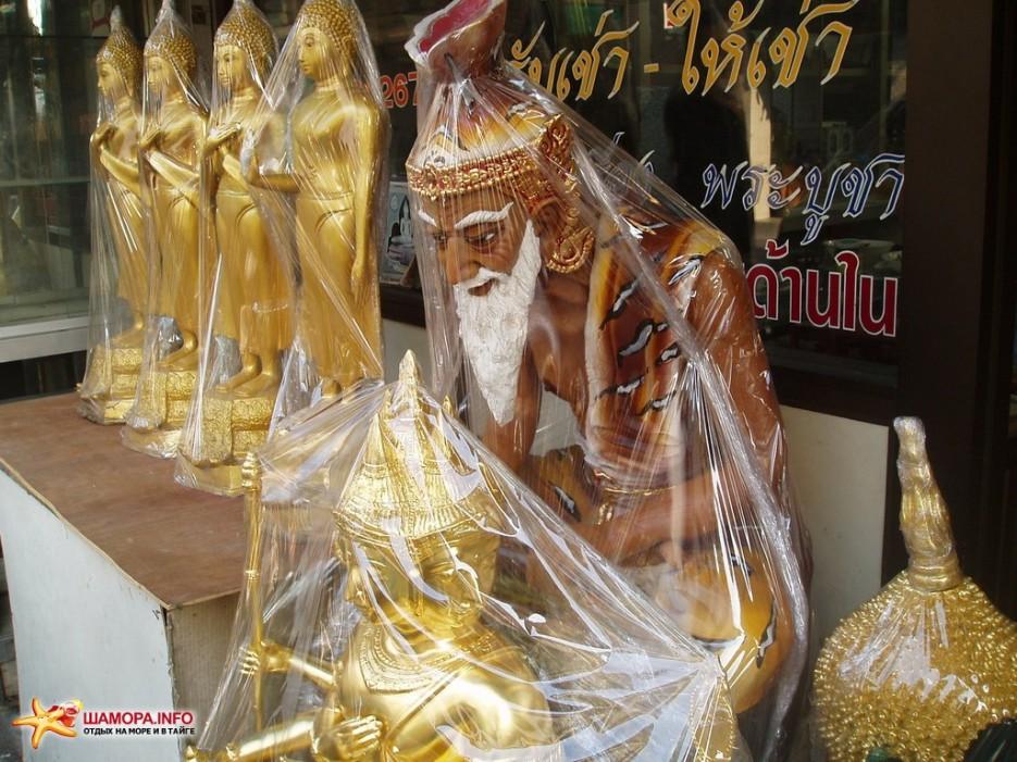 буддист-хаттабыч   Тайланд. Бангкок.