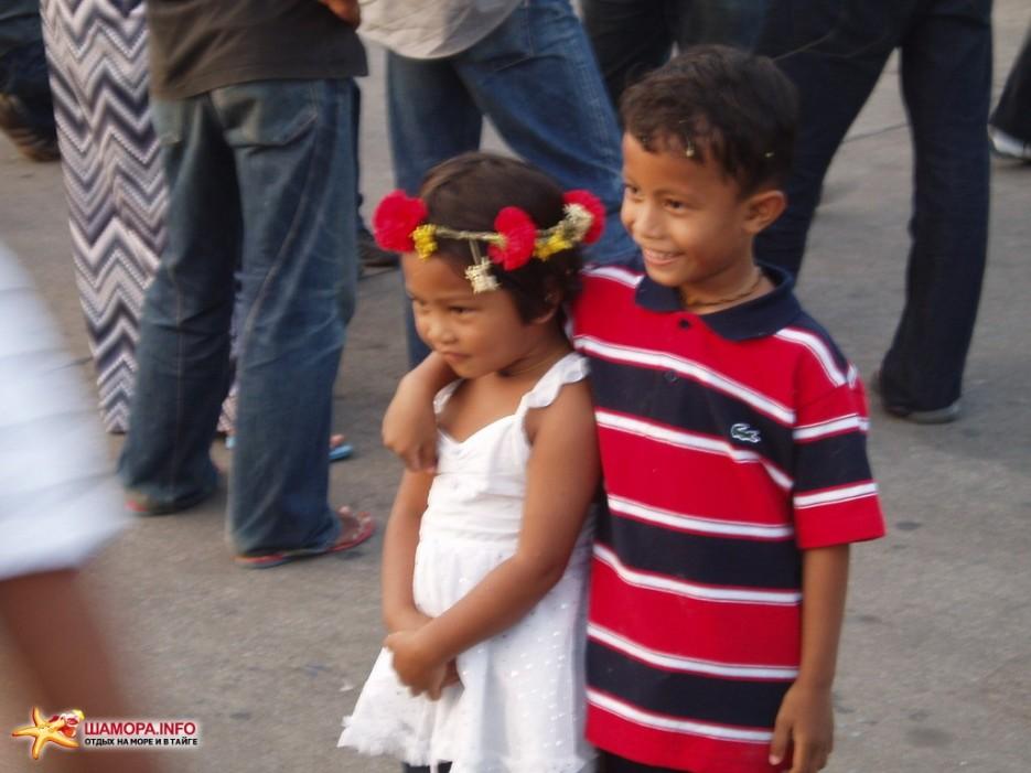 тайские детки | Тайланд. Бангкок.