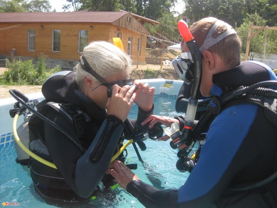 Фото 8419 | База отдыха «ГАИТИ» и Дайв-Центр «Nautilius» приглашет всех желающих пройти обучение подводному плаванию!