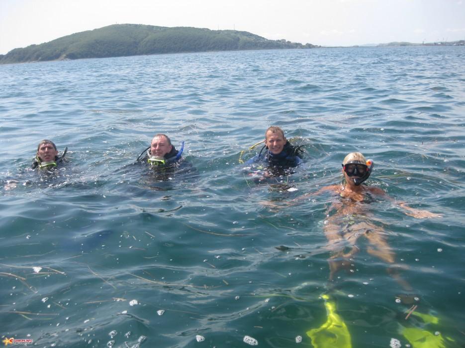 Фото 8424 | База отдыха «ГАИТИ» и Дайв-Центр «Nautilius» приглашет всех желающих пройти обучение подводному плаванию!