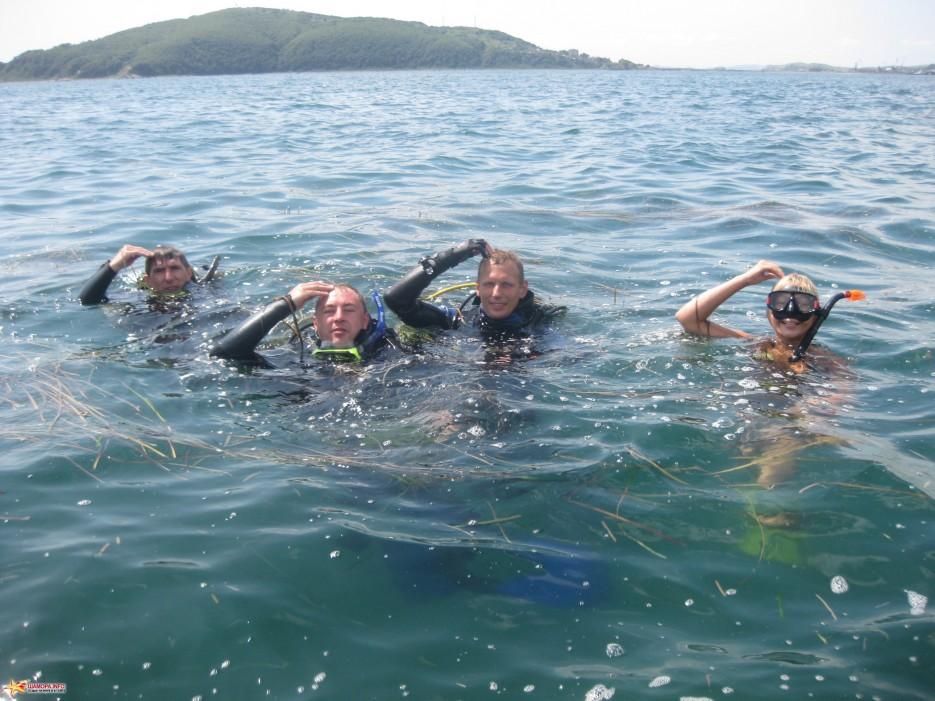 Фото 8425 | База отдыха «ГАИТИ» и Дайв-Центр «Nautilius» приглашет всех желающих пройти обучение подводному плаванию!