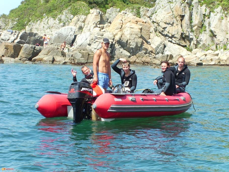 Фото 8428 | База отдыха «ГАИТИ» и Дайв-Центр «Nautilius» приглашет всех желающих пройти обучение подводному плаванию!