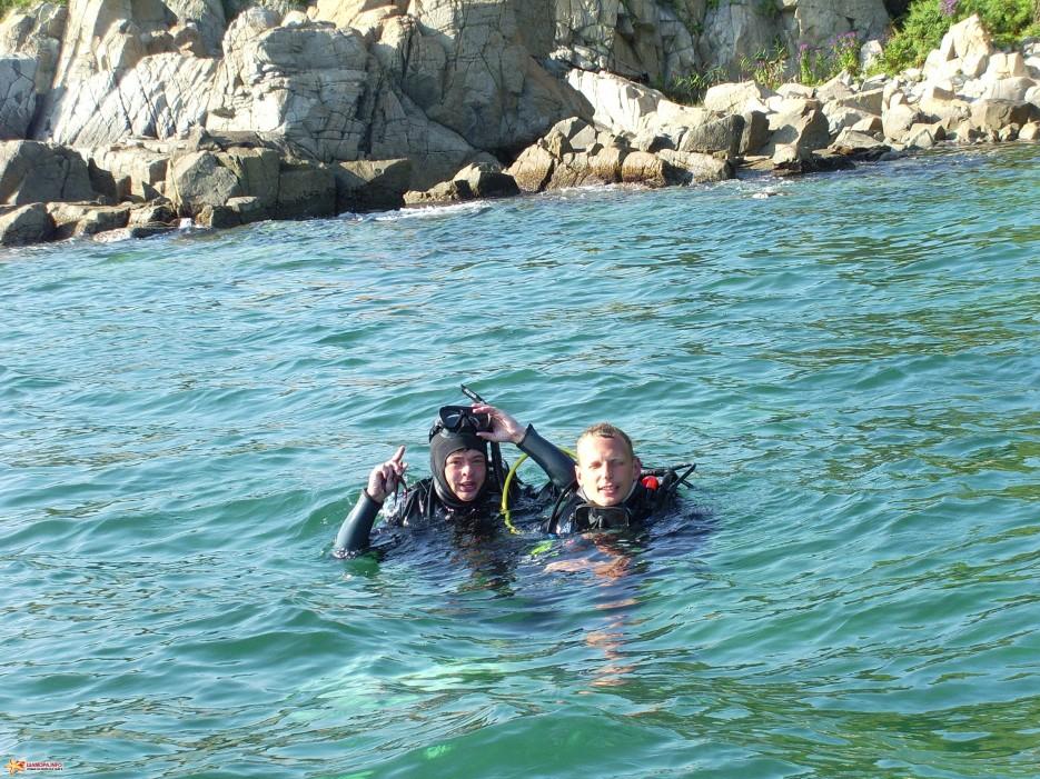 Фото 8430 | База отдыха «ГАИТИ» и Дайв-Центр «Nautilius» приглашет всех желающих пройти обучение подводному плаванию!