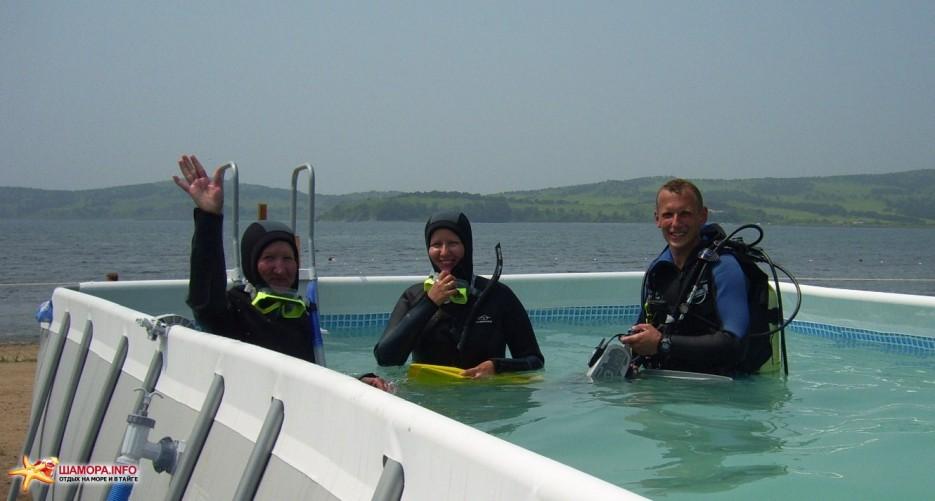 Фото 8431 | База отдыха «ГАИТИ» и Дайв-Центр «Nautilius» приглашет всех желающих пройти обучение подводному плаванию!