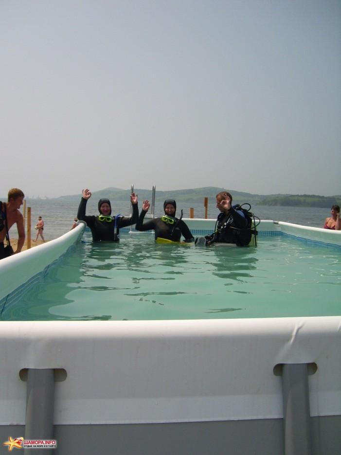 Фото 8432 | База отдыха «ГАИТИ» и Дайв-Центр «Nautilius» приглашет всех желающих пройти обучение подводному плаванию!