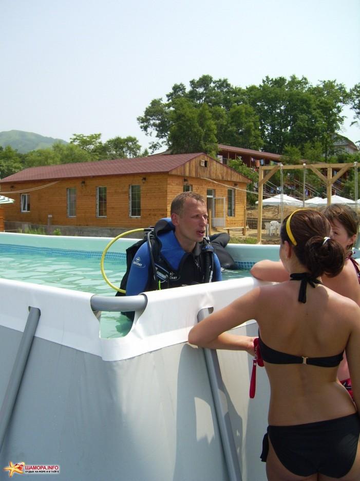 Фото 8433 | База отдыха «ГАИТИ» и Дайв-Центр «Nautilius» приглашет всех желающих пройти обучение подводному плаванию!