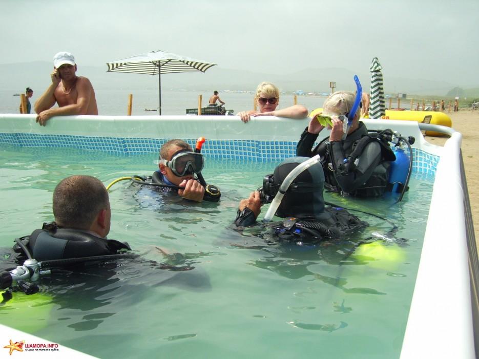 Фото 8434 | База отдыха «ГАИТИ» и Дайв-Центр «Nautilius» приглашет всех желающих пройти обучение подводному плаванию!