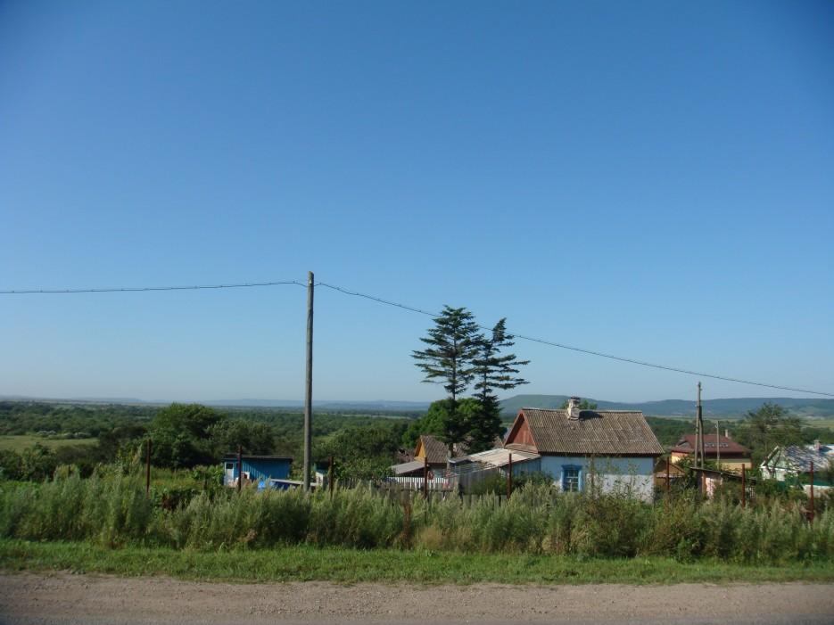 с. Нежино | Поездка в Хасанский район, отдых в бухте Витязь, 2011
