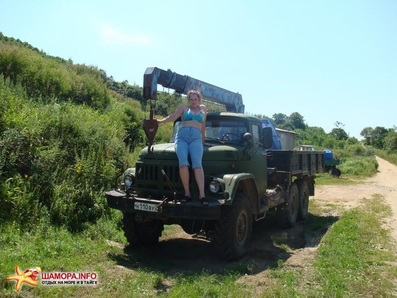 полуостров гамова, мыс шульца | Поездка в Хасанский район, отдых в бухте Витязь, 2011