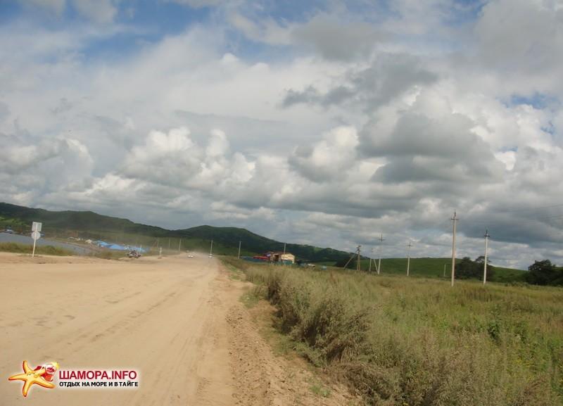 андреевка | Поездка в Хасанский район, отдых в бухте Витязь, 2011